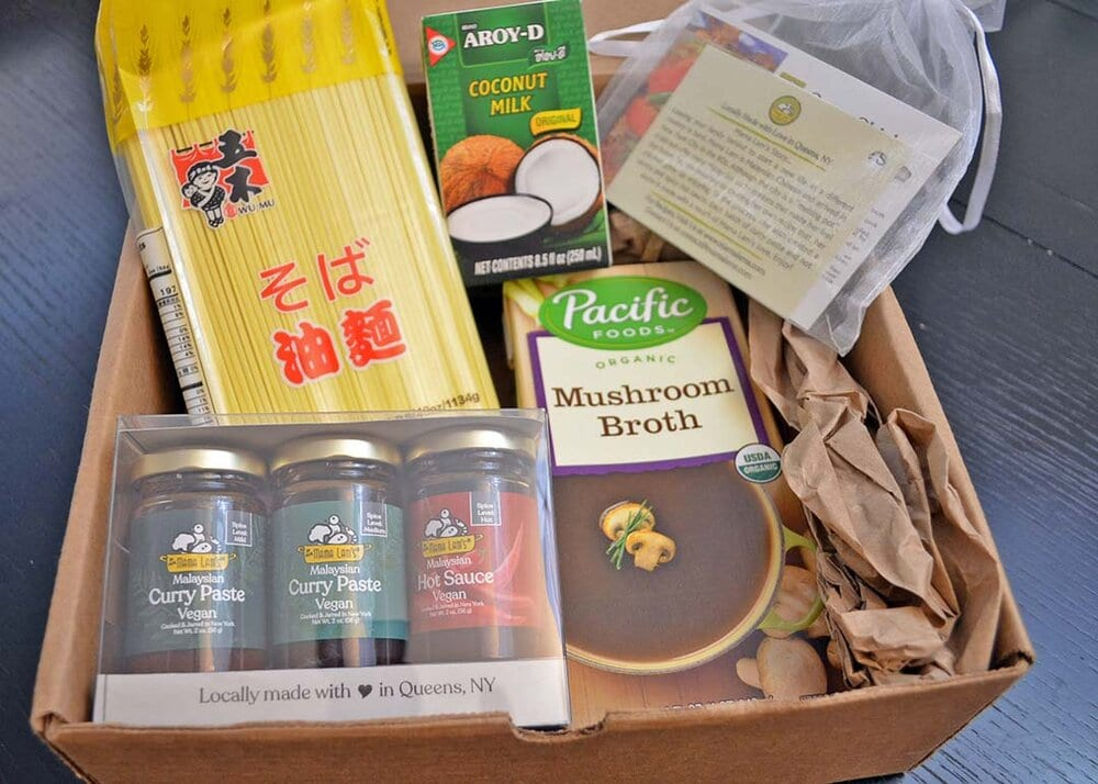 food and drink gift sets